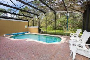 Four-Bedroom Yellow Villa #3000, Villák  Orlando - big - 27