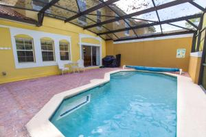 Four-Bedroom Yellow Villa #3000, Villák  Orlando - big - 16