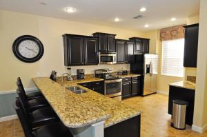 Five-Bedroom Myrtlewood Villa #1455, Ville  Orlando - big - 3