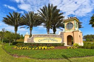 Five-Bedroom Myrtlewood Villa #1455, Ville  Orlando - big - 12