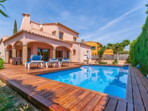 Holiday home Amfora 64, Holiday homes  Sant Pere Pescador - big - 34