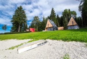 Chata u jezera - Terezka