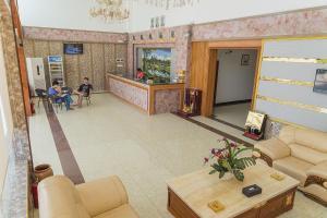 Macro Hotel, Szállodák  Phnompen - big - 14