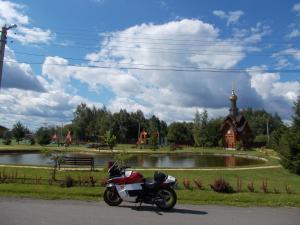 Vacation home Prival Bluz, Case di campagna  Aleksandrov - big - 14