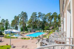 Отель Президент, Зеленогорск