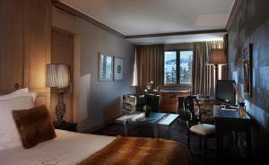 Alpes Hôtel du Pralong - Hotel - Courchevel
