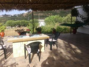 Gramvousa's Filoxenia Apartment, Ferienwohnungen  Kissamos - big - 48