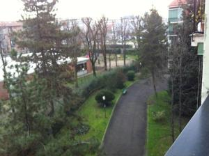 Мини-отель «Two Beds In The Green Near The Fair», Милан