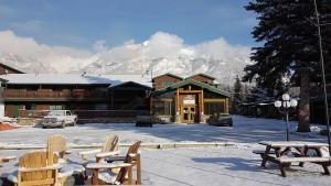 obrázek - Rundle Mountain Lodge