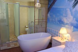 Wuzhen Mijiangnan Boutique Inn, Проживание в семье  Wujiaqiao - big - 36