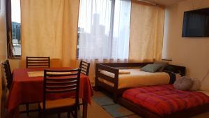 Santiago Downtown Providencia, Апартаменты  Сантьяго - big - 50