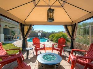 Via Del Rancho Home, Holiday homes  Queen Creek - big - 7