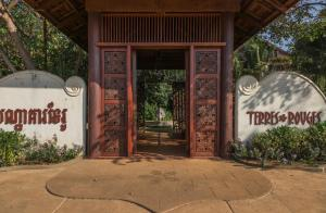 Terres Rouges Lodge, Hotely  Banlung - big - 82