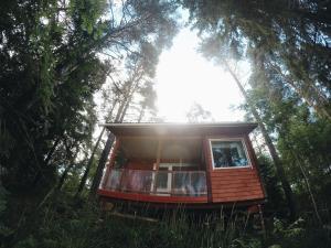 Gostevoy compleks Rantue, Prázdninové domy  Sortavala - big - 1