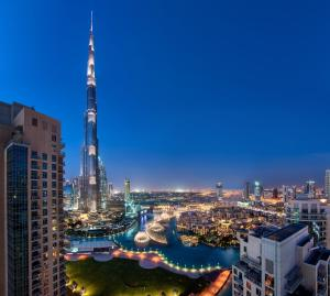 Апартаменты «Dubai  - Downtown - Burj Residences 5», Дубай