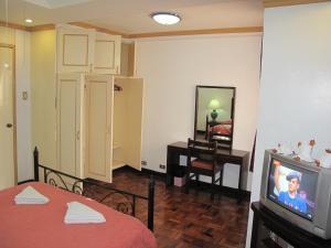 Makati Suites at Travelers Inn, Apartmánové hotely  Manila - big - 12