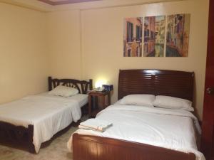 Makati Suites at Travelers Inn, Apartmánové hotely  Manila - big - 10