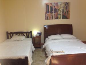Makati Suites at Travelers Inn, Apartmánové hotely  Manila - big - 117