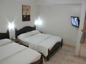 Makati Suites at Travelers Inn, Apartmánové hotely  Manila - big - 118