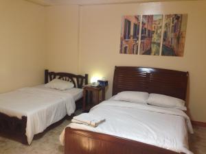 Makati Suites at Travelers Inn, Apartmánové hotely  Manila - big - 110
