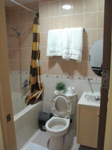 Makati Suites at Travelers Inn, Apartmánové hotely  Manila - big - 74