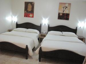 Makati Suites at Travelers Inn, Apartmánové hotely  Manila - big - 63