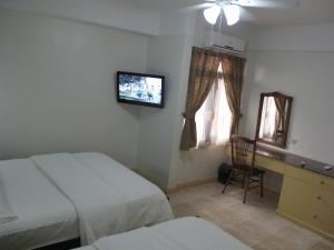 Makati Suites at Travelers Inn, Apartmánové hotely  Manila - big - 60