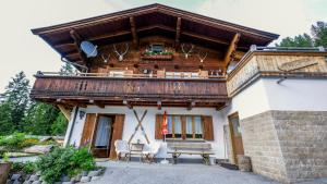 Hütte Thaler, Альпбах