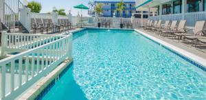 Water's Edge Ocean Resort, Motels  Wildwood Crest - big - 9