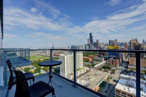 Stay Alfred Apartments on Wabash, Ferienwohnungen  Chicago - big - 1
