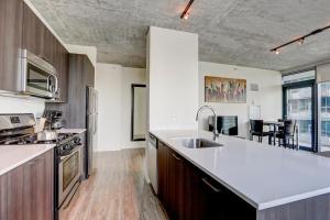 Stay Alfred Apartments on Wabash, Ferienwohnungen  Chicago - big - 11