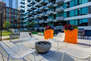 Stay Alfred Apartments on Wabash, Ferienwohnungen  Chicago - big - 30