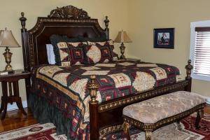 The Swope Manor Bed & Breakfast, Bed and breakfasts  Gettysburg - big - 6