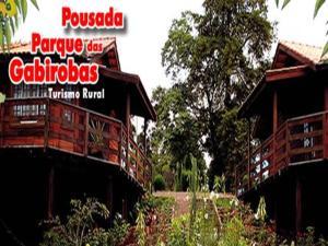 Pousada Parque das Gabirobas, Agriturismi  Macacos - big - 32