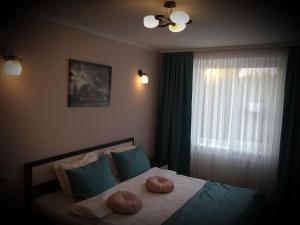 AMBER Hotel & Cafe, Hotely  Bohorodchany - big - 2