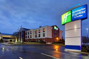 Holiday Inn Express North Tyler, Отели  Tyler - big - 1