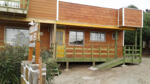 Cabanas Viento Sur. Los Vilos, Chaty v prírode  Los Vilos - big - 7