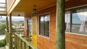Cabanas Viento Sur. Los Vilos, Chaty v prírode  Los Vilos - big - 8