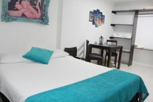 SB Hotel Internacional, Отели  Кали - big - 2