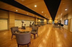 Grand Barony Zhoushan, Hotely  Zhoushan - big - 32