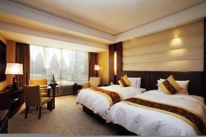 Grand Barony Zhoushan, Hotely  Zhoushan - big - 10