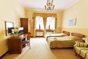 Zamek von Treskov, Hotels  Strykowo - big - 21