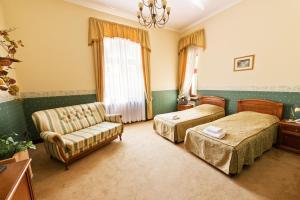 Zamek von Treskov, Hotels  Strykowo - big - 22