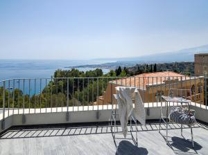 Sopra le Mura, Apartments  Taormina - big - 8