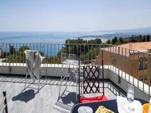 Sopra le Mura, Apartments  Taormina - big - 21
