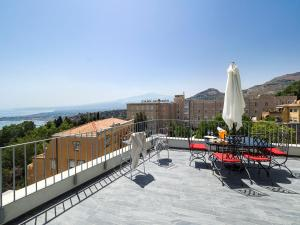 Sopra le Mura, Apartments  Taormina - big - 20