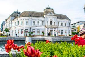 3 hviezdičkový hotel Korona Hotel Níreďháza Maďarsko