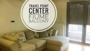 Travelpointcentar Fiume 1, Апартаменты  Риека - big - 23