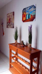 La Aldea, Апартаменты  Лима - big - 7