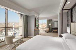 Jabal Omar Hyatt Regency Makkah, Hotel  La Mecca - big - 17